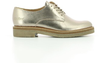 Kickers Oxfork Leather Brogues