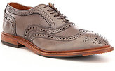 Allen Edmonds Men's Neumok 2.0 Leather Lace Up Wing Tip Oxfords