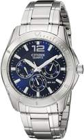 Citizen Men's AG8300-52L Analog Display Japanese Quartz Watch