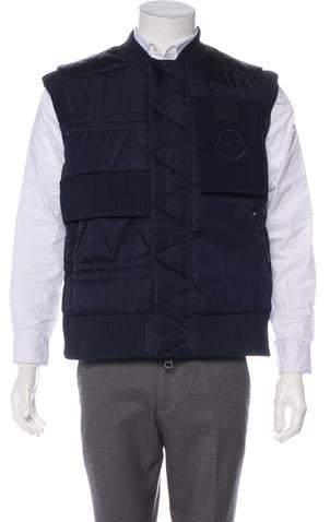f7a82e359 x Moncler Trish Down Puffer Vest