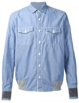 Sacai chambray shirt
