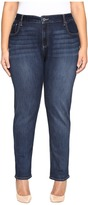 Lucky Brand Plus Size Ginger Skinny in Barrier