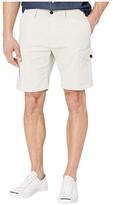 Lucky Brand Cargo Shorts (Moonstruck) Men's Shorts