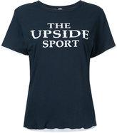 The Upside logo print T-shirt