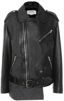 Monse Leather jacket