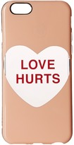 Marc Jacobs Love Hurts iPhone Case
