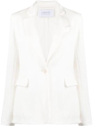 Harris Wharf London Classic Tailored Blazer