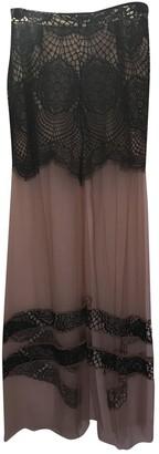 For Love & Lemons Black Velvet Skirts