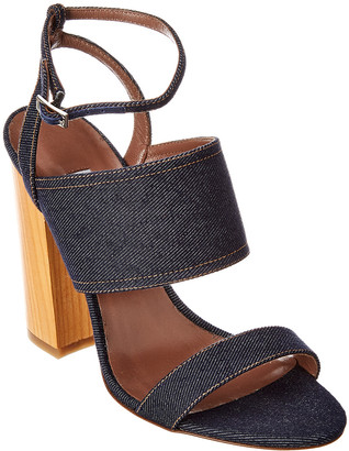Tabitha Simmons Stevie Denim Sandal