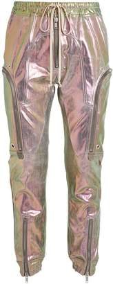 Rick Owens Iridescent Cargo Trousers