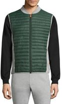 Save the Duck Forest Bomber Vest