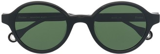 Études Baka Yoko round sunglasses