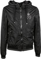 Dolce & Gabbana Black Nylon Jacket
