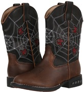 Roper Spider Lighted Cowboy Boots (Toddler/Little Kid)