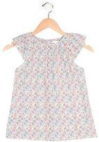 Marie Chantal Girls' Floral Print Sleeveless Top