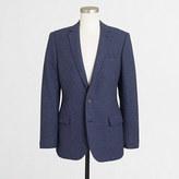 J.Crew Factory Thompson elbow-patch blazer in tweed wool