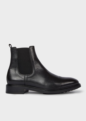 Paul Smith Men's Leather 'Jake' Chelsea Boots