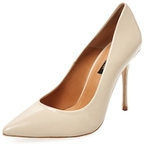 Ava & Aiden Court Pointed-Toe Pump