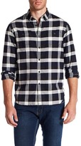 Howe Mercy Plaid Long Sleeve Trim Fit Shirt