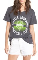 Junk Food Clothing Women's Seattle Sounders Tee
