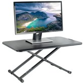 Vivo Monitor Riser Height Adjustable Standing Desk