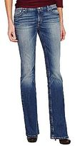 JCPenney a.n.a® Thick-Stitch Bootcut Jeans -Misses Long
