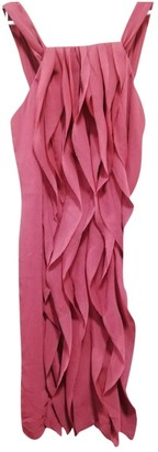 Vera Wang Pink Dress for Women