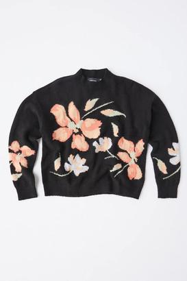 MinkPink Florence Floral Sweater