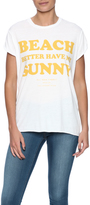 The Laundry Room Sunny Rolling Tee