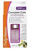 Sally Hansen Complete Care Extra Moisturizing Strength 3157 Clear
