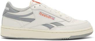 Off-White Reebok Classics Club C Revenge Sneakers