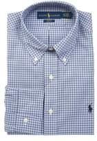 Ralph Lauren Men's Light Blue Cotton Shirt.