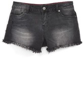 Calvin Klein Girl's Boyfriend Cutoff Shorts
