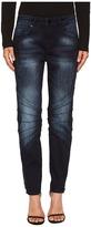 Versace Skinny Moto Denim Women's Jeans