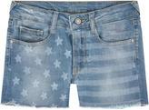 Le Temps Des Cerises Jean shorts
