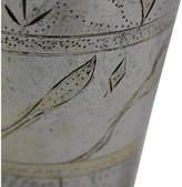 One Kings Lane Vintage Tribal Embossed Cup