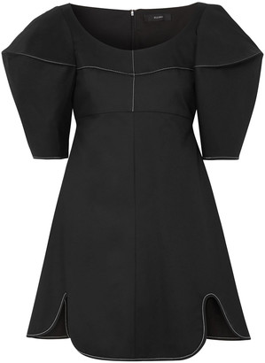 Ellery Utopian Fantasy Cotton-twill Mini Dress