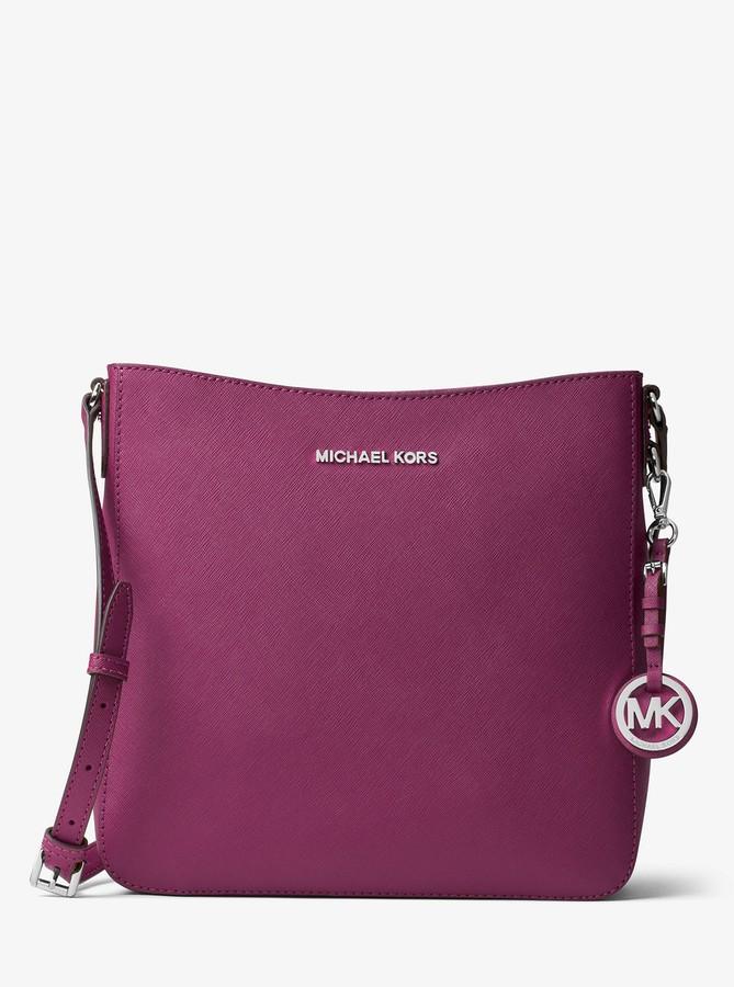 4290dda179be MICHAEL Michael Kors Purple Shoulder Bags - ShopStyle