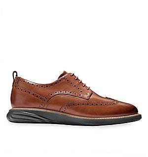 Cole Haan Men's Grand Evolution Leather Oxfords