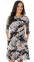 Apt. 9 Women's Print Swing Dress