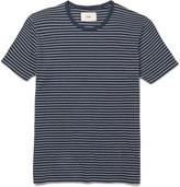 Folk - Slim-fit Striped Cotton-jersey T-shirt