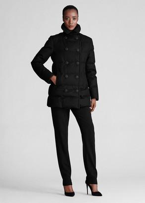 Ralph Lauren Nigel Virgin Wool Down Coat