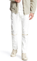 X-Ray Colored Zip Slim Fit Jean