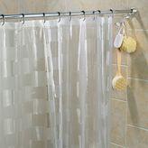 Polder Shower Curtain Rod & Storage Hooks