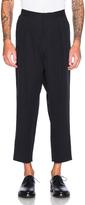 J.W.Anderson Pleat Back Trousers