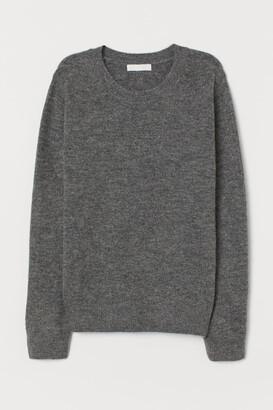 H&M Knit Sweater - Gray