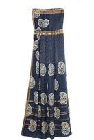 Calypso St. Barth Rosana Paisley Silk Jacquard Maxi