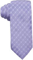 Ryan Seacrest Distinction Men's Spring Geo Slim Tie, Only at Macy's