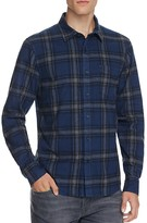 Joe's Jeans Flannel Plaid Regular Fit Button Down Shirt