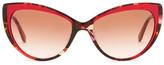 Missoni Women&s Fashion Cat Eye Sunglasses